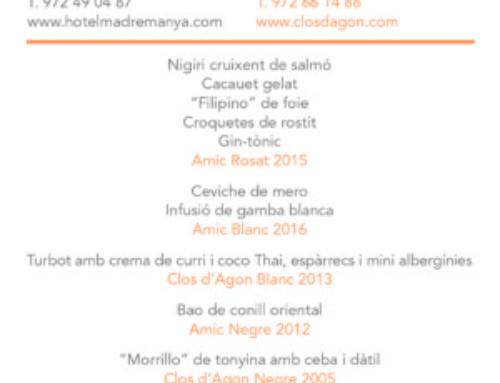 07/04: LA PLAÇA I CLOS D'AGON